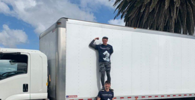 Photo of California Movers provides storage facilities for Bay Area residents