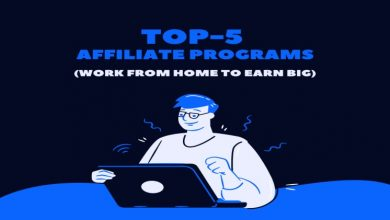 Photo of Top -5 Best Affiliate Programs