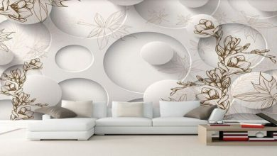 Photo of 3D Wallpaper: A modern style of home decor