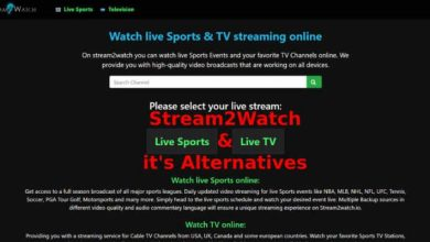 Photo of All Information About Stream2watch and Its Alternatives