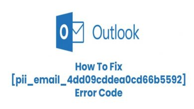 Photo of HOW TO Error [pii_email_ed091850a13867385bea] Solved