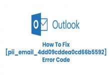 Photo of [pii_email_a4afd22dca99c2593bff] Error Problem Solved