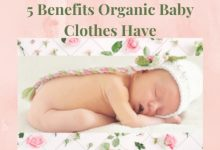 Photo of Benefits of Organic Baby Clothes