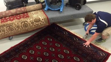 Photo of Getting your Oriental Rugs Cleaned Professionally