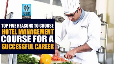 Photo of Reasons for Choosing the Best Hotel Management Colleges in India