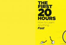 Photo of The first 20 hours  how to learn anything
