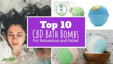 Photo of Are CBD bath bombs the ideal way to relax after a busy day?