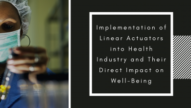 Photo of Implementation of Linear Actuators into Health Industry and Their Direct Impact on Well-Being