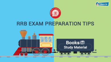 Photo of Instructions for RRB Exam Preparation
