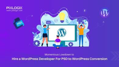 Photo of Momentous Lowdown to Hire a WordPress Developer For PSD to WordPress Conversion
