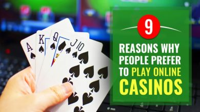 Photo of Reasons to play at online casinos