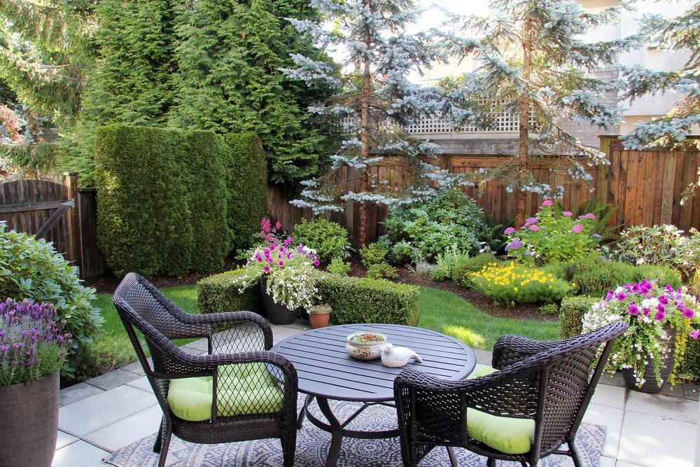 10 Ways To Make Your Backyard More Private Lifestylemission