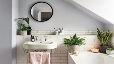Photo of 8 Things You Should Have To Maximize Your Narrow Bathroom Space