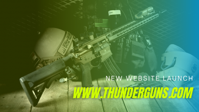 Photo of Thunder Guns Launches New Website