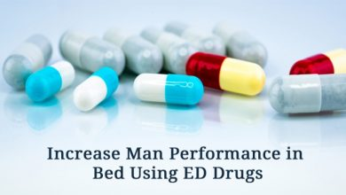 Photo of Can Men's Performance in Bed be improved by Using Oral ED Pills?