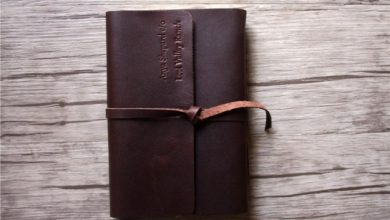 Photo of Personalized Leather Bound Gifts Are Classy And Sophisticated