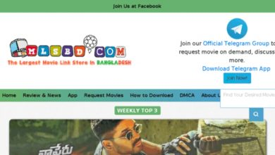Photo of MLSBD 2021 – Download Latest Movies and Web Series for Free