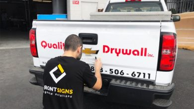 Photo of Use Custom Vinyl Decals as Perfect Advertising Tools