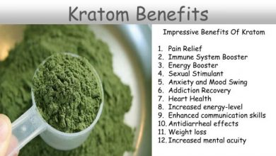 Photo of What Are The Kratom Powder Health Benefits?
