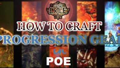 Photo of PoE Guide: Want To Craft Progression Gear In Path Of Exile | Here Is How