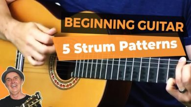 Photo of Guitar lessons: Chords and strumming tips for beginners