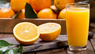 Photo of Benefits from drinking freshly-squeezed juice every day
