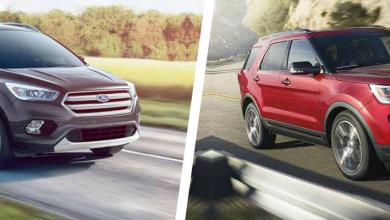 Photo of Ford Escape VS Ford Explorer detailed comparison