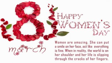 Photo of Ideas of Women's Day messages. The most inspired Wishes, congratulations, SMS for the women in your life: mothers, girlfriends, colleagues or teachers