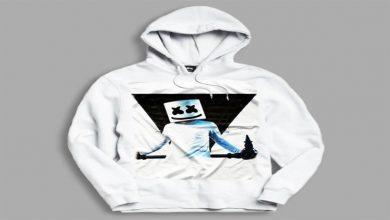 Photo of Marshmello sweatshirt