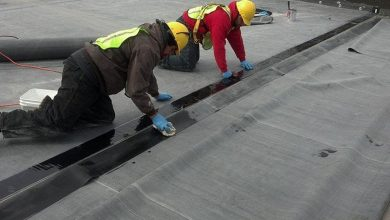 Photo of Maintenance Problems to Flat Roofs