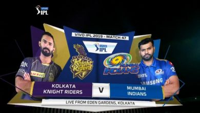 Photo of History Of MI VS KKR