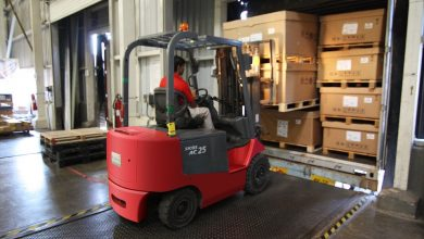 Photo of Materials handling safety for small warehouses