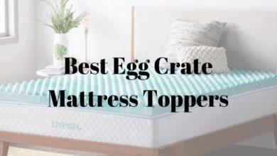 Photo of Egg crate vs memory foam Mattress Topper Comparison 2021