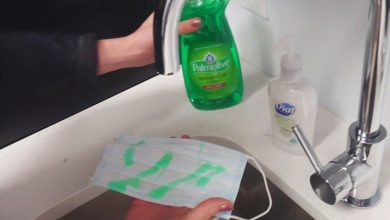 Photo of How to Clean Your Fabric Mask on Your Own