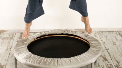Photo of Mini trampoline is your healthy friend