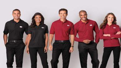 Photo of Work uniforms