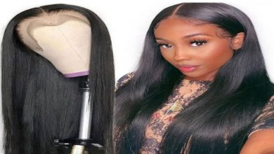 Photo of Guidance to Change the Color of a Lace Wig