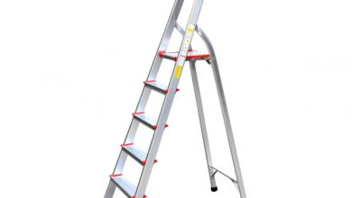 Photo of The Usage of Aluminum Ladder in Kenya