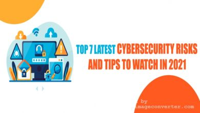 Photo of Top 7 Latest Cybersecurity Risks and Tips to Watch in 2021