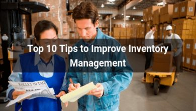 Photo of 7 Tips For Improving Inventory Management And Fulfillment