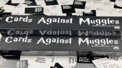 Photo of Cards Against Muggles: A magical game for adult Potterheads