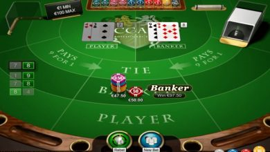 Photo of Few important difference between land-based and online baccarat
