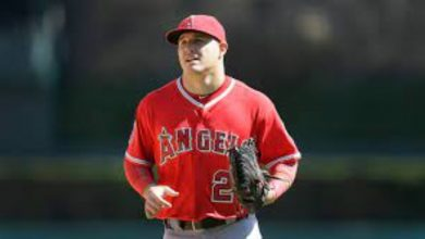Photo of Mike Trout Lifestyle