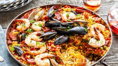 Photo of The Perfect Recipe for Classic Seafood Paella