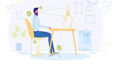 Photo of Setting Up a New Home Office? Get the Ergonomics Right
