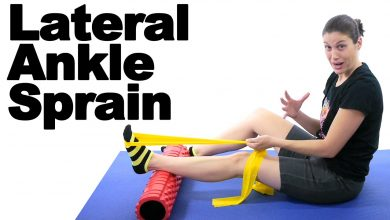 Photo of Exercises for Sprained Ankle
