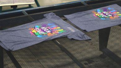 Photo of Screen Printed Garments
