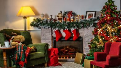 Photo of Styling Your Home For Christmas 2021