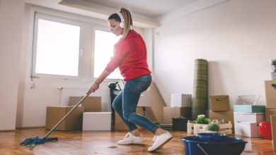 Photo of How to Clean Your Home If You're Moving Out.