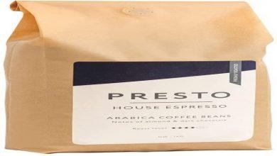 Photo of Presto house espresso 1 kg coffee beans